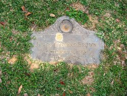 James Thomas Brown