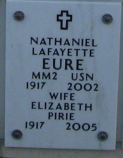 Nathaniel Lafayette Eure