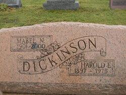 Mabel N. <i>Shannon</i> Dickinson