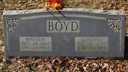 LeDoskia <i>Carney</i> Boyd