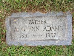 Albert Glenn Glenn Adams, Sr