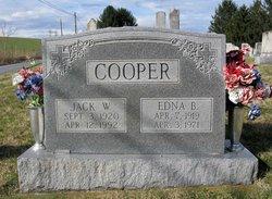 Edna Jane <i>Bradburn</i> Cooper