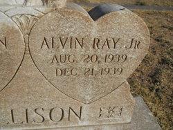 Alvin Ray Allison, Jr