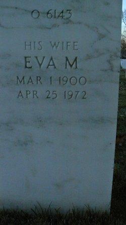 Eva M Adams
