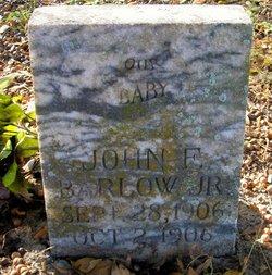 John Francis Barlow, Jr