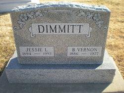 Birch Vernon Vern Dimmitt
