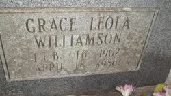Grace Leola <i>Williamson</i> Stanton