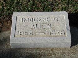 Imogene <i>Goff</i> Allen