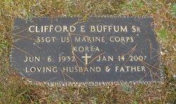 Clifford Edward Buffum, Sr