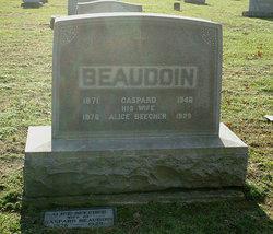 Alice <i>Beecher</i> Beaudoin