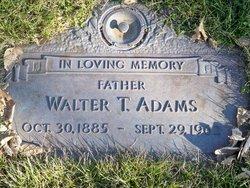 Walter T. Adams