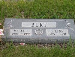 Macel Jemima <i>Rogers</i> Burt