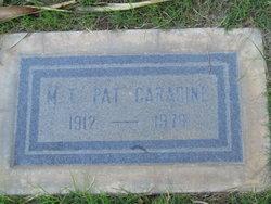 Marshall Theodore Pat Caradine