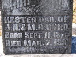 Hester Byrd