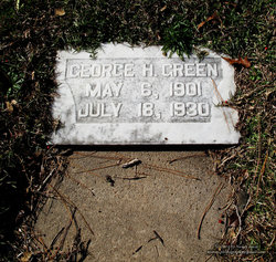 George H Green