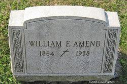 William F Amend