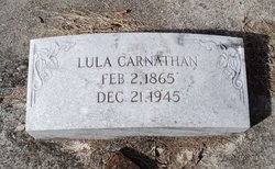 Elizabeth Lula Carnathan