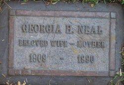 Georgia Helen <i>Gilbert</i> Neal