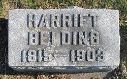 Harriet <i>Black</i> Belding