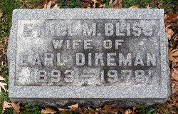 Ethel May <i>Bliss</i> Dikeman