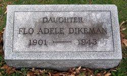 Flo Adele Dikeman
