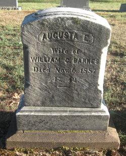 Augusta E. <i>Ormsby</i> Barnes