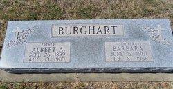 Barbara C. <i>Hefner</i> Burghart