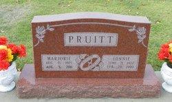 Marjorie Lois <i>Sigler</i> Pruitt