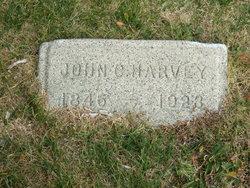 John Charles Harvey