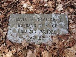 David H. Brackett