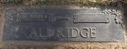 LTC Richard Douglas Dick Aldridge