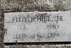 Floyd Hill, Jr