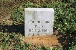 Leah Howard