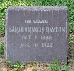 Sarah Francis <i>Whittington</i> Dayton