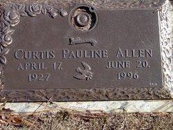 Curtis Pauline <i>Nunnally</i> Allen