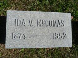 Ida Virgina <i>Livingston</i> McComas
