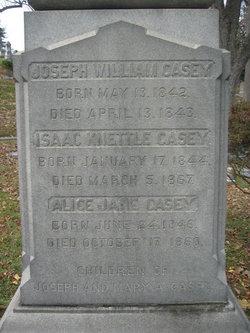 Isaac Knettle Casey