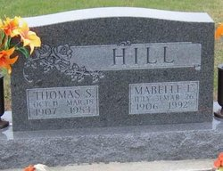 Thomas S Hill