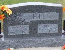 Mabelle E Hill