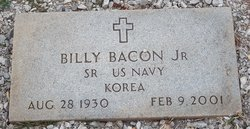 Billy Bacon, Jr