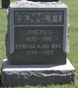 Cyntha Ann <i>Clay</i> Bennett