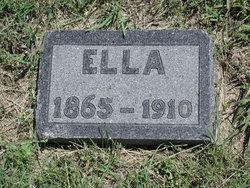Elizabeth Luella Ella <i>Bennett</i> Johnson