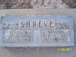 Nevada Shreve
