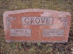 Edith Augusta Edie Grove