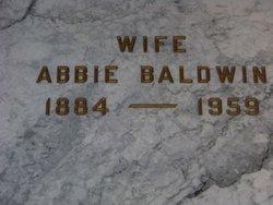 Abbie Baldwin