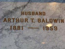 Arthur Thomas Baldwin