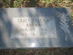 Grace Eugenia Brown