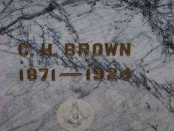 C H Brown