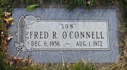 Fred R O'Connell