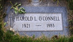 Harold L O'Connell